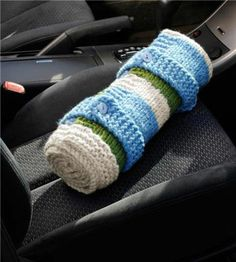 another car blanket - compact!