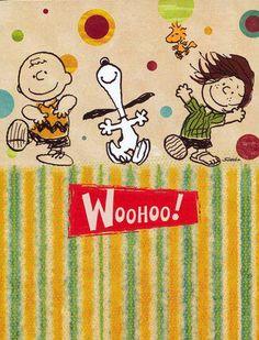 Snoopy WooHoo!
