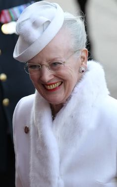 Queen Margrethe of Denmark