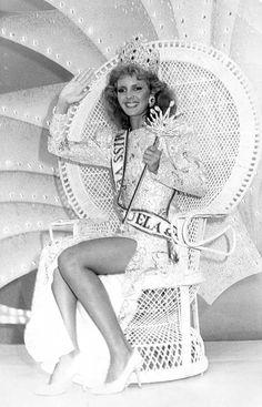 Miss Venezuela 1985 Silvia Martínez