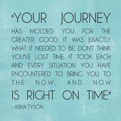 Right on time... #quote #frase