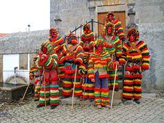 Caretos de Podence - PORTUGAL