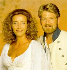 Emma Thompson and Kenneth Branagh in Much Ado About Nothing