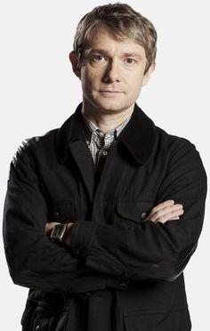 Martin Freeman AKA Dr Watson <3
