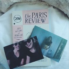 New Paris Review alongside my favorite snapshots of summer (and pancake mix) #ReadEverywhere