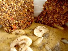 Flax-Buckwheat Crackers