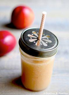 Jus de nectarines / nectarines juices