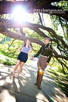 Aggie engagement under the Century Tree...favorite!
