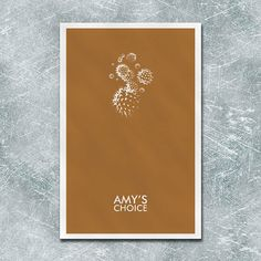 Doctor Who Poster: Amy's Choice - 11x17 by ModernStylographer, $17.00