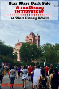 First runDisney Run: