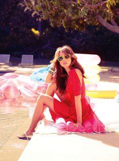 Jessica Alba.