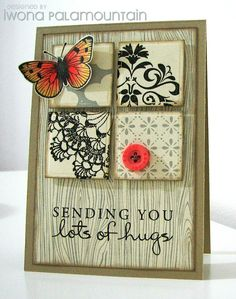 Love this card very simple but very nice