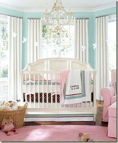 Turquoise nursery