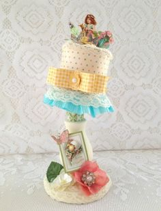 G45 Easter Bonnet using Sweet Sentiments by Melissa Divelbiss #graphic45