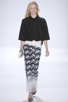 Rebecca Minkoff Spring 2013 Ready-to-Wear