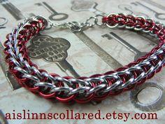 Full Persian Bracelet by aislinnscollared on Etsy, $20.00