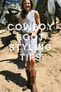 Cowboy Boots Spring