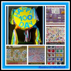 classroom, idea, school, inspiration, 100th day