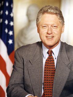 President #42 Bill Clinton