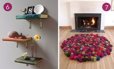 Roundup: 10 Dorm-Friendly DIY Decor Projects » Curbly | DIY Design Community