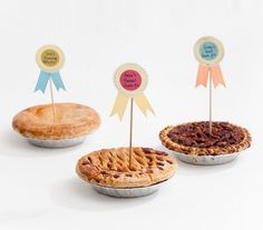 country fair pies