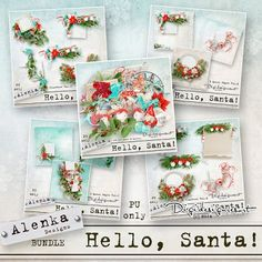 Hello, Santa! BUNDLE