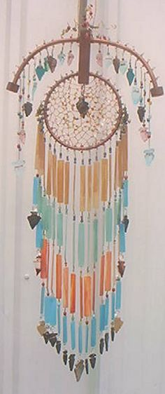 Stained Glass Chimes