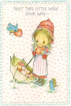 Sent this Little Wish Your Way...Betsey Clark