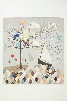 anthro quilt