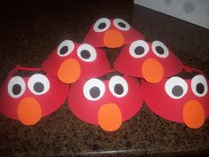 Elmo Party  hats