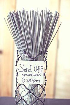 Where to shop for Wedding Sparklers | The Budget Savvy Bride @Matt Valk Chuah Budget Savvy Bride : Jessica Bishop