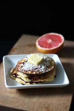 gluten free pancakes with coconut flour