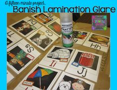 Banish Lamination Glare! Quickly and Easily!