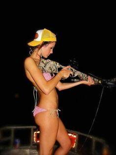 fantastic... door sexi, guns, girl girl, country girls, countri style, chive fun, gun exercis, gun porn, countri girl