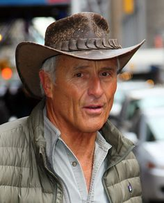 Jack Hanna...It's all about the animals!!!