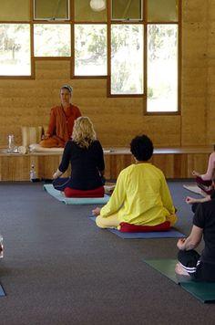 Rocklyn Yoga Ashram, Victoria, Australia