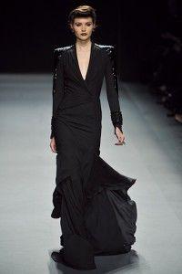 Jenny Packham F/W 2012 Fashion Show Review