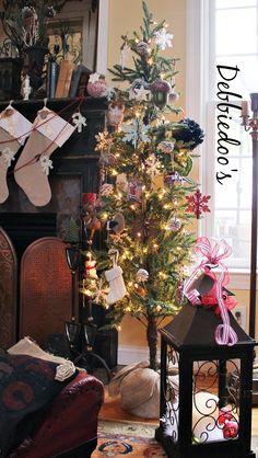 Pinner stated. My Charlie Brown #Christmas tree, #burlap base #Target