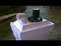 You'll Be Incredibly Surprised At How Cool This DIY Poor Mans Air Conditioner Will Keep Your Car, Camper, Tent, Or Room. Step By Step Instructions And Proof That It Works! | The Good SurvivalistThe Good Survivalist