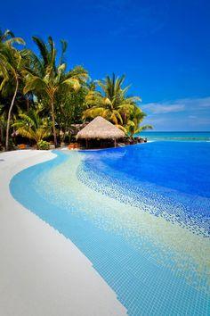 Rasdhoo Atoll in the Maldives.