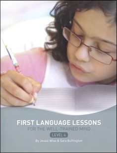 First Language Lessons Level 4 Text