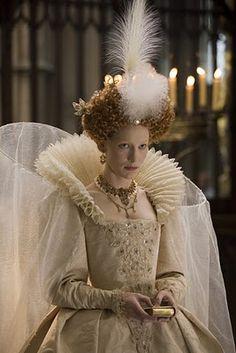 Queen Elizabeth I  Kate Blanchett as Queen Elizabeth I