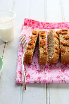 *gluten free* cocoa coconut banana bread.