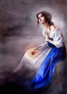Belle by *Elf-in-mirror on deviantART