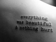 40 Exciting Tattoo Quotes For Girls - SloDive tattoo ideas, tattoo typewriter font, inspiration tattoos, typewriter font tattoo, tattoo quotes, a tattoo, tattoo inspir, tattoo option, girl font tattoos