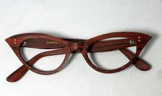 Vintage Cat Eye Eyeglasses