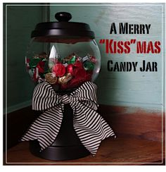"A merry ""kiss"" mas"