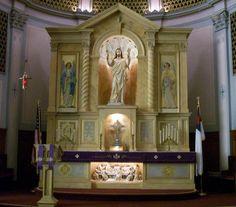 church altars   Church Altar