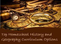 Top Homeschool Histo...
