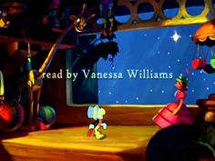 """From Disney's Series """"A Poem Is"""" ... The Star  (Vanessa Williams reads the full version of Twinkle, Twinkle, Little Star.)"""